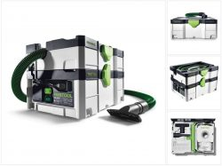 FESTOOL CTL SYS 584173 Systainer Aspirateur SYS CLEANTEC + Accessoires