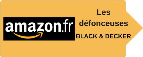 Les défonceuses Black & Decker