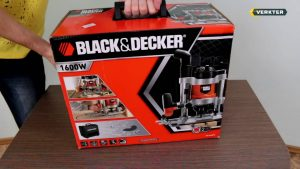 Black & Decker KW1600EKA Packaging