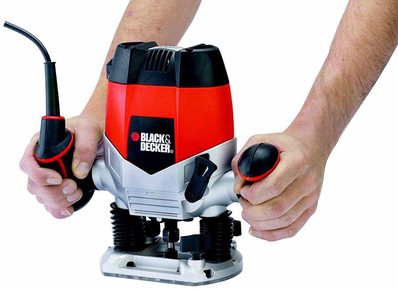 Black & Decker KW900E Ergonomie