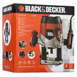 Black & Decker KW900E Packaging