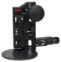 Bosch 2609200143 Compas de fraisage avec adaptateur pour rail de guidage